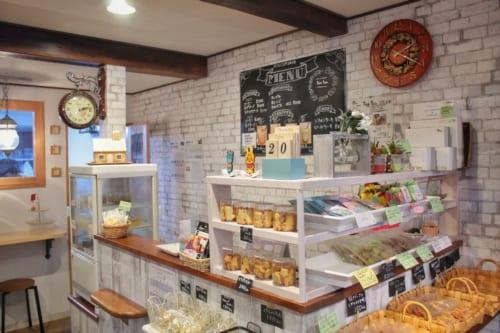 La boulangerie Tan Tan à Ojika