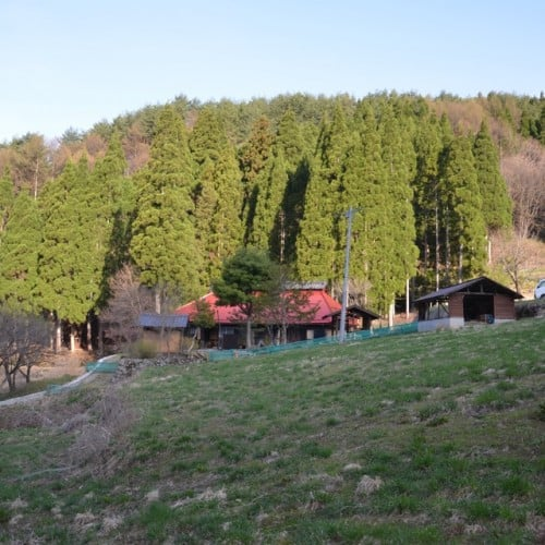 rural city in Nagano