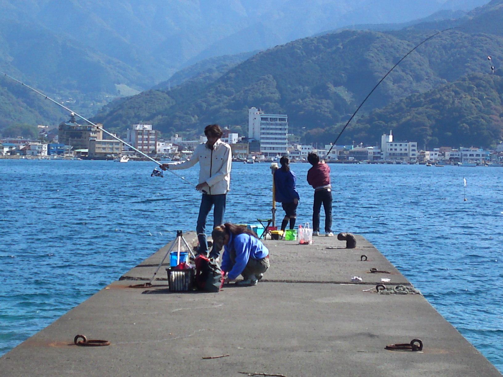 Heda Izu Peninsula Mount Fuji view beach crab museum fishing