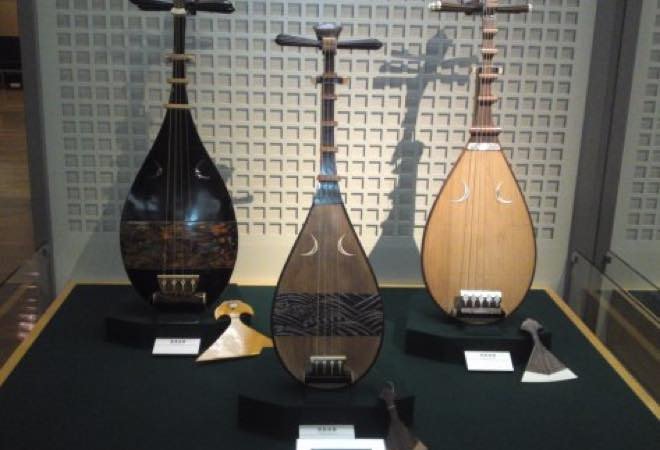 Japanese Traditional Music and its Instruments - VOYAPON