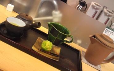 wagashi,tea,shizuoka