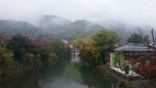 Arashiyama in Kyoto offers many acitvities like Iwatayama Monkey Park in Kyoto and temple