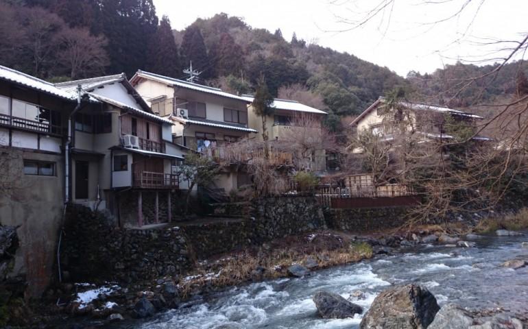 Hiking Arashiyama