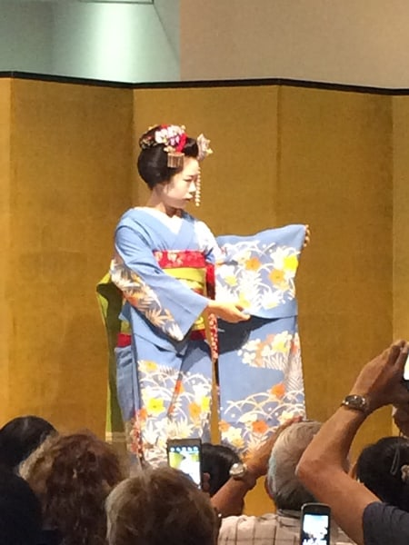 Maiko in Kyoto are a unique experience of traditional Japanese culture