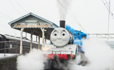 Thomas the Tank Engine in Shizuoka!