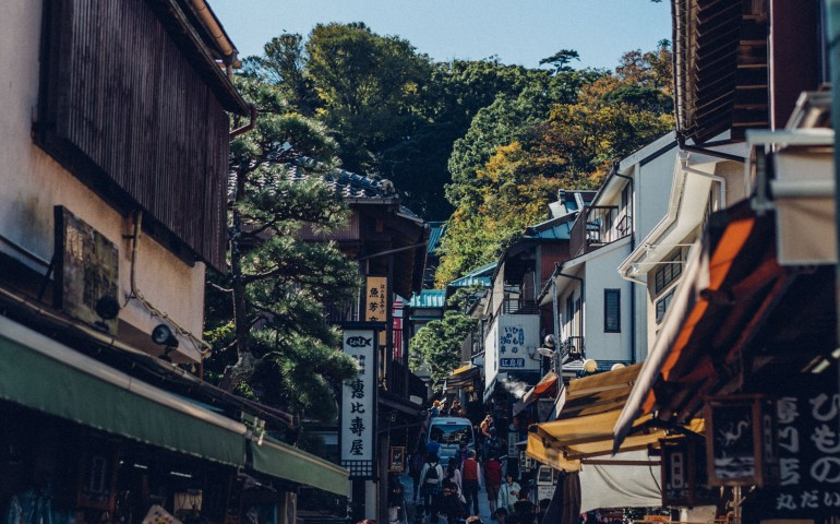 Day Trip from Tokyo: Enoshima