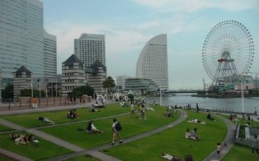 Yokohama,Seaside,Nippon Maru,Shopping,Amusement Park,Chinatown,Bay