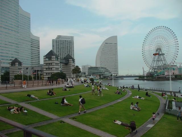 Yokohama,Seaside,Nippon Maru,Shopping,Amusement Park,Chinatown,Bay