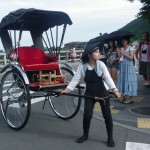 The Rickshaw: Made in Japan, Used Throughout the World