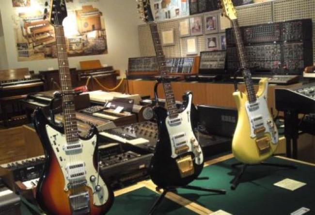 hamamatsu,museum,music,guitar,electric guitar,Yamaha