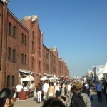 Yokohama Port's Red Brick Warehouse