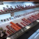 Compose your own Sushi Nigiri meal at Parché Market, Shizuoka JR Station