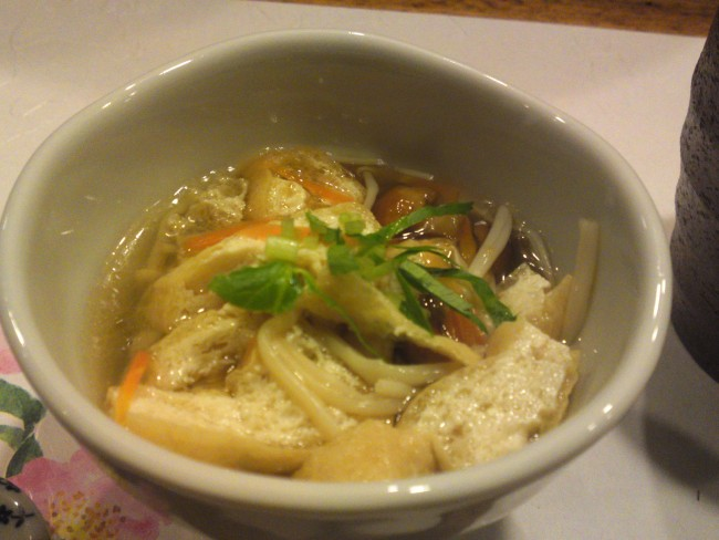 Vegetarian and vegan food in Shizuoka: Yasaitei