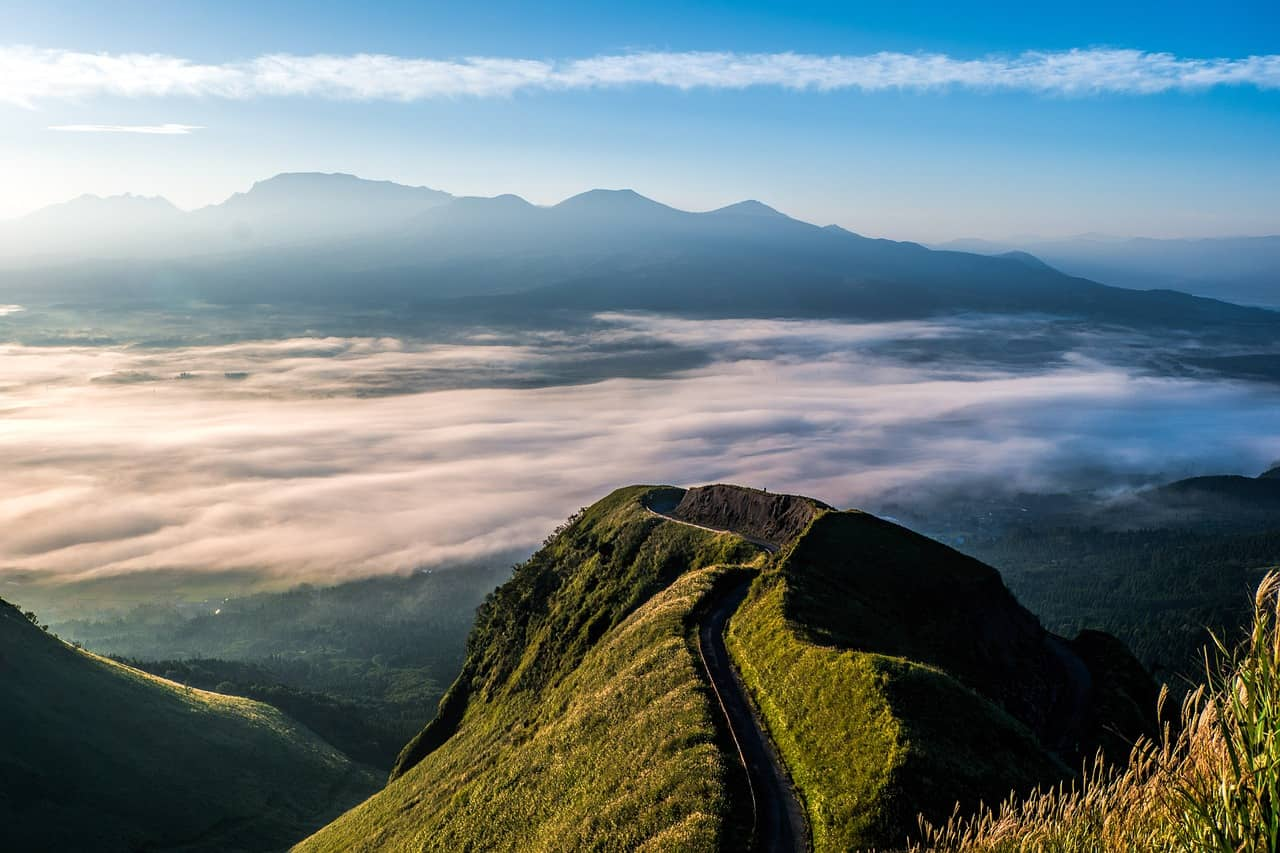 The Spiritual Power of Mount Aso