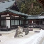 Mount Koya, the center of Japanese Buddhism