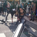 Cosplay Street Festival in Osaka!