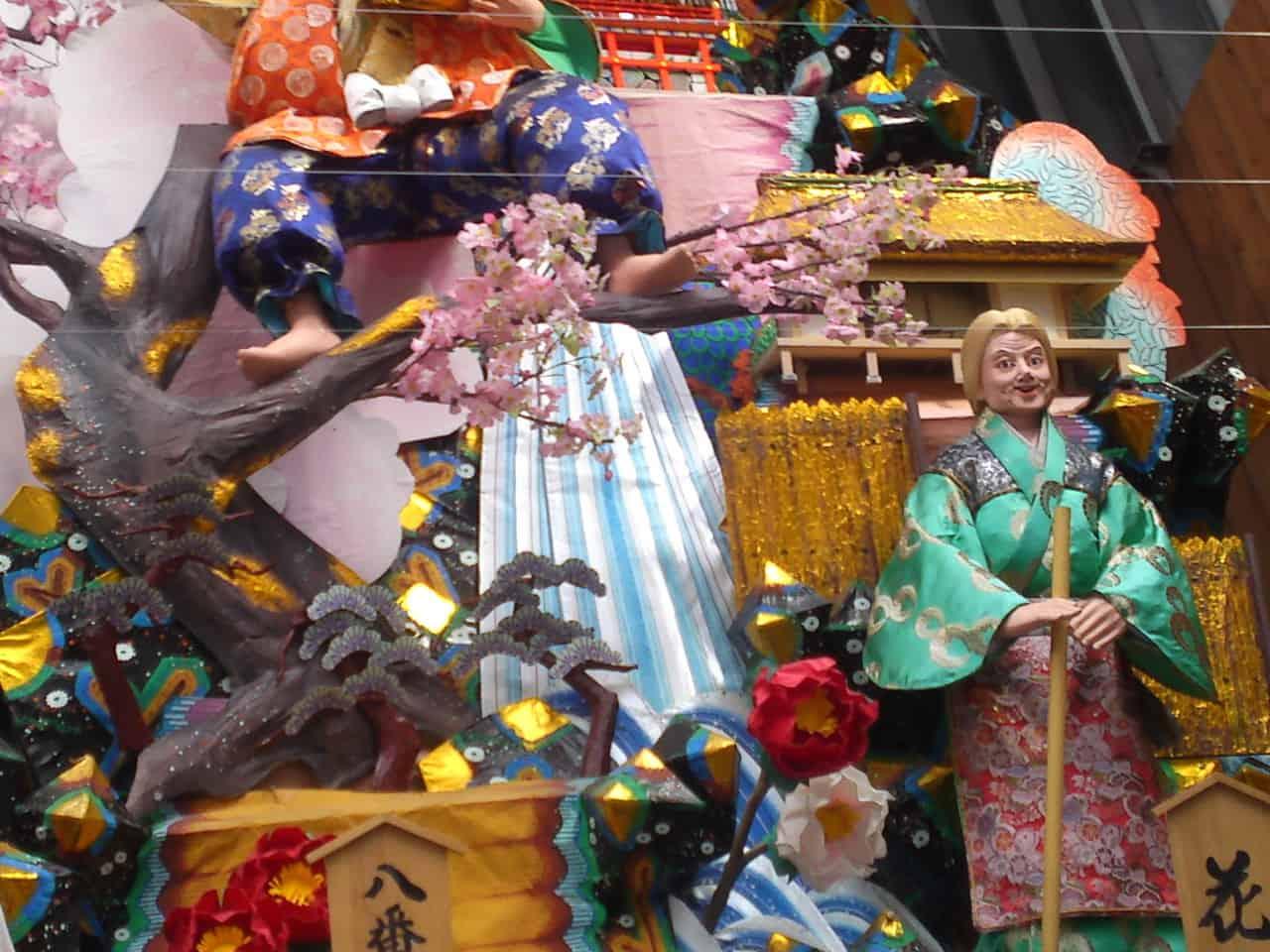 Hakata Gion Yamakasa Festival, Fukuoka, omatsuri