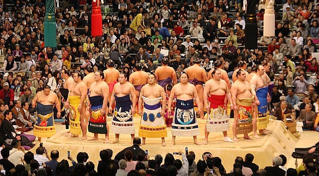 tournament,stadium,heritage,sumo,martial art,sport,tokyo,kyoto,shinto,ticket