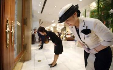Customer service, Courtesy, Hospitality