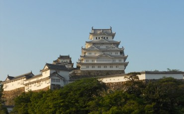 castle, Himeji, architecture, Japan, feudal