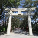 Shrine of peace and nature, Sumiyoshi in Hakata, Fukuoka