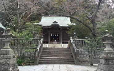 Goryo Shrine, Kamakura