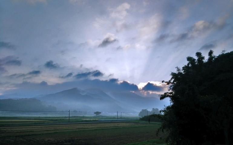 Shrine, mountain, mount, nature, kumamoto, hiking, Kinpo