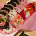 Sushi rolls, how to easily make your own