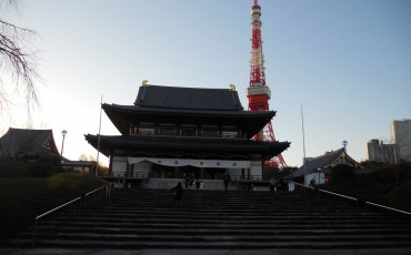 Zojyoji,Temple,Tokyo