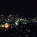 Million-dollar Nighttime View in Nagasaki!