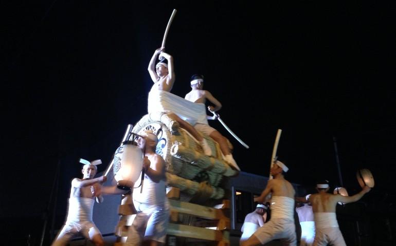 Festival, heritage, history, shrine, Furukawa, Gifu, dance