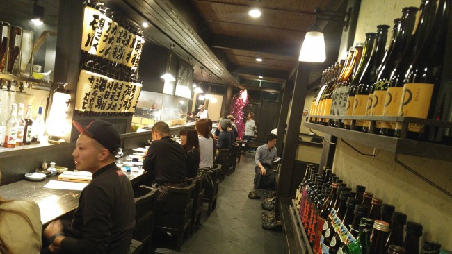 izakaya, inn, tavern, restaurant, food, drinks, counter