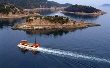 Island,Seto,Sensuijima,Fukuyama,Ferry,Nature