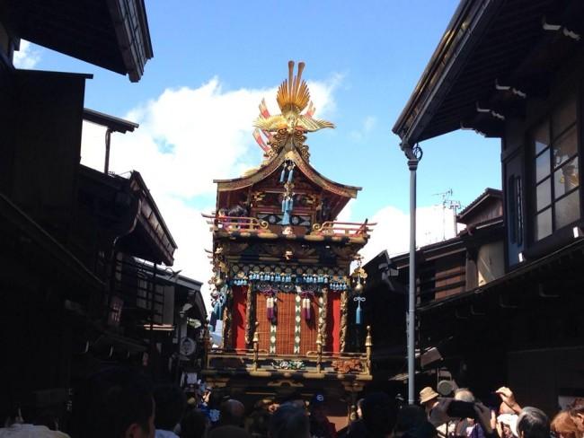 Takayama Festival is one of Japan most beautiful