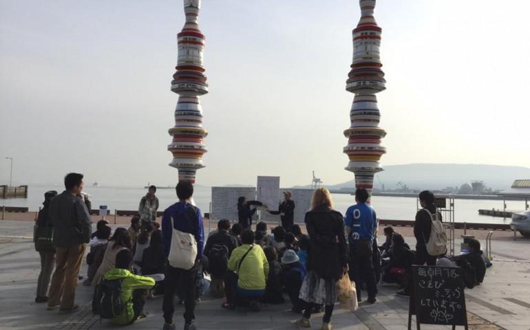 Koebi Tai Meeting on Takamatsu