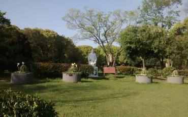 Park, Museum, Pond, Library, Tomb, Sakai, Kofun