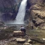 Akiu Otaki Falls: A Stunning Natural Basin