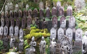 Mitaki, temple, Hiroshima, Miyajima, Buddha, hiking