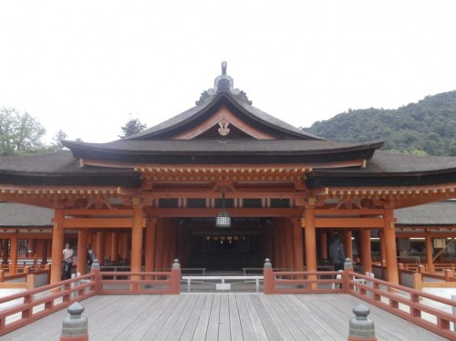 Miyajima Island shrine