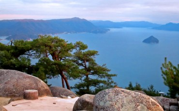 island,scenery,miyajima,hiroshima,sea,nature,observatory,seto,mt. misen