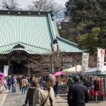 Komyoji Temple, a stunning site in Kamakura
