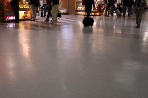 Airport, Terminal, Bus,