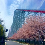 Steel Dragon, Nagashima Spa Land, roller coaster, Mie, Ise, Kuwana