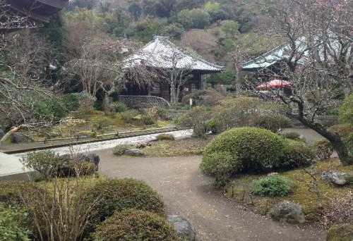Kaizō-ji Temple insides, Kamakura outskirts, Kamakura history