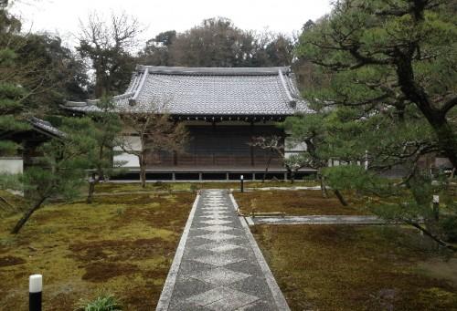 Choju-ji Temple front entrance, one temple among many walking along Kamegayatsuzaka Pass, Kamakura