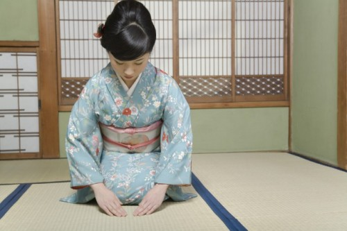 Learn japanese daily greetings voyapon the basic bow etiquette japanese greetings m4hsunfo