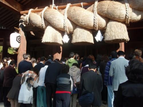 Temple bow, Japanese etiquette