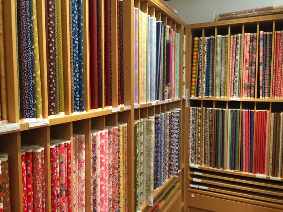 Ozu Washi: Traditional Japanese Paper Store in Tokyo