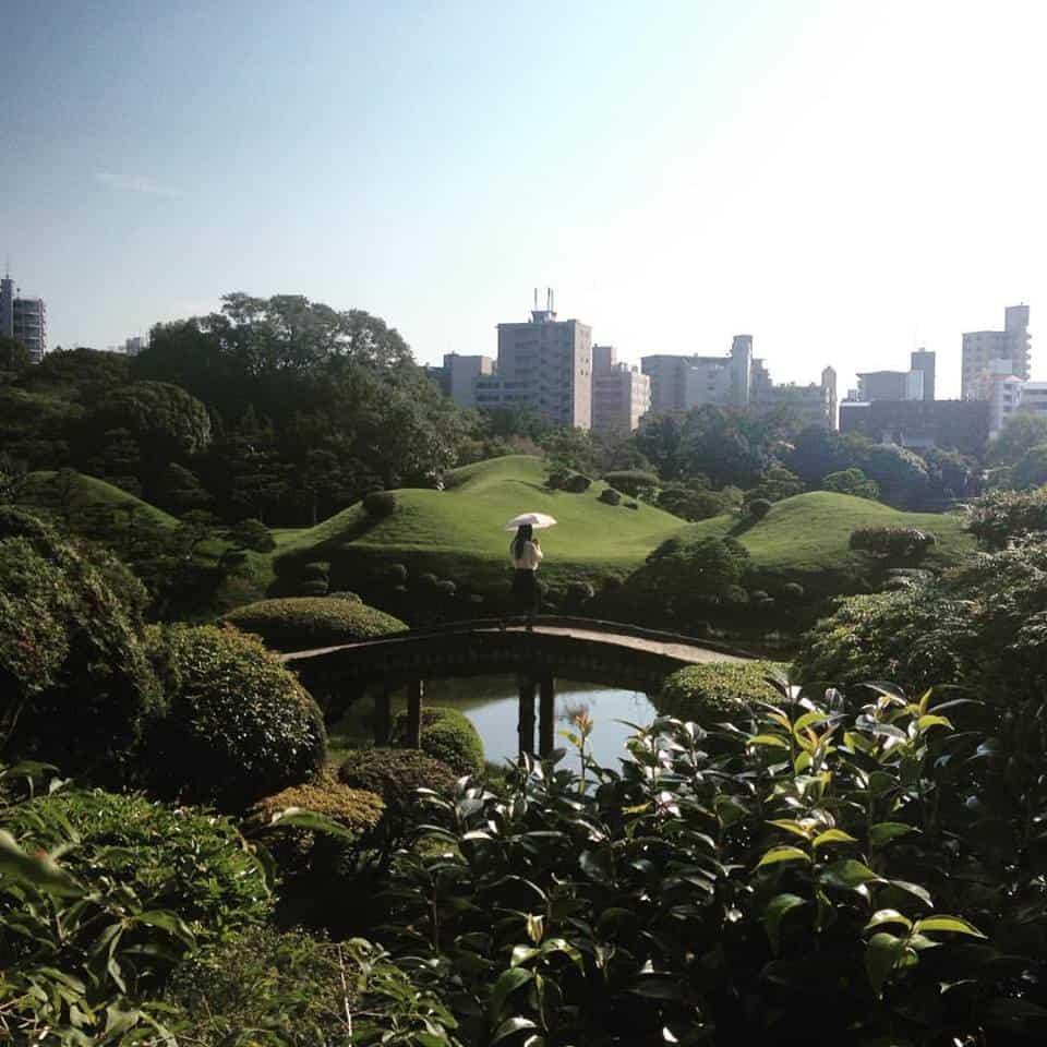 Suizenji Park: The Tōkaidō Road In One Kumamoto Park