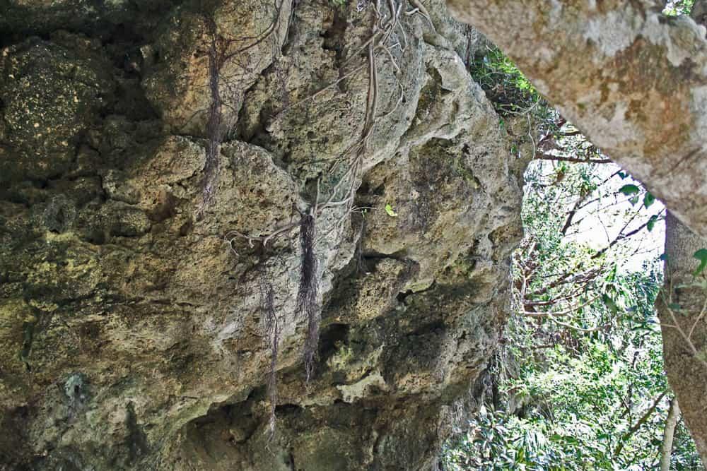 rocks near shirumichu